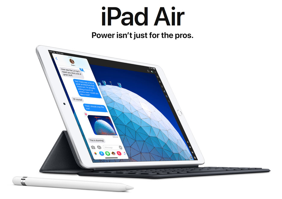 "iPad Air 2019 - 10.5"" with facetime in Dubai"