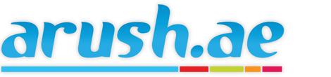 Arush.ae logo